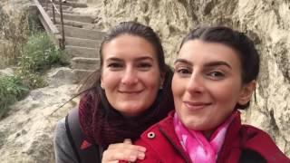 ВЛОГ Грузия | Вардзиа | Мцхета(С небольшой задержкой выкладываю видео с нашего с сестрой отпуска в Грузии. Приятного всем просмотра! Меня..., 2016-11-27T13:23:26.000Z)