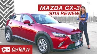 2018 Mazda CX-3 Review | CarTell.tv