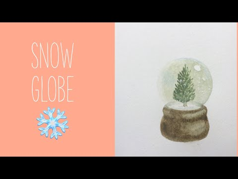Art is for Everyone: Snow Globes