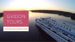 Flusskreuzfahrten in Russland