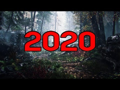 TOP 10 NEW HORROR Games of 2020 & Beyond | PC, PS4, XBOX ONE (4K 60FPS)