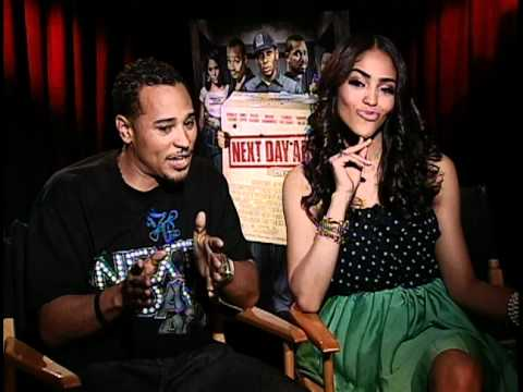 Next Day Air - Exclusive: Cisco Reyes and Yasmin Deliz Interview