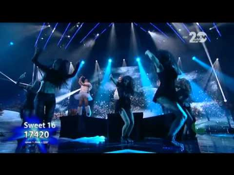 Sweet 16 - X Factor Live (18.11.2014)