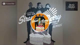 Alvaro &amp FIGHT CLVB - Strawberry ShortCake (Roy Dest &amp Teknicolor Remix)