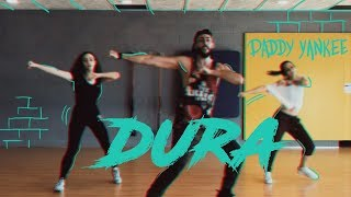 Dura - Daddy Yankee Coreografía | Zumba Fitness