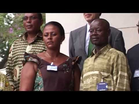 COCOBOD Presents: GHANA'S BEST COCOA FARMER'S TOUR OF THE UK 2013