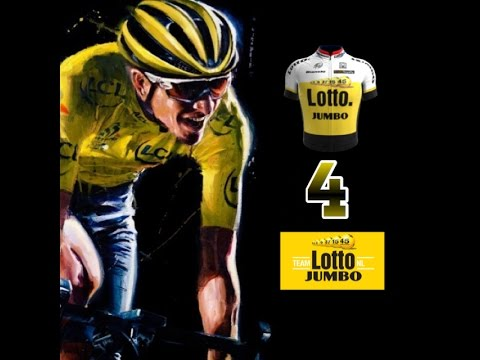 Tour de France 2016 - Lotto NL Jumbo Étape 4