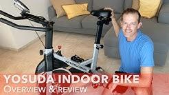Yosuda Indoor Bike Overview & Review