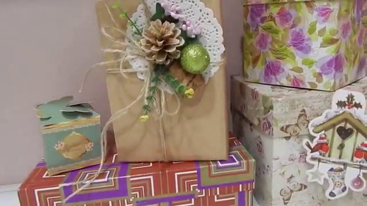 ♥♥♥ Оригинальная упаковка подарка ♥♥♥