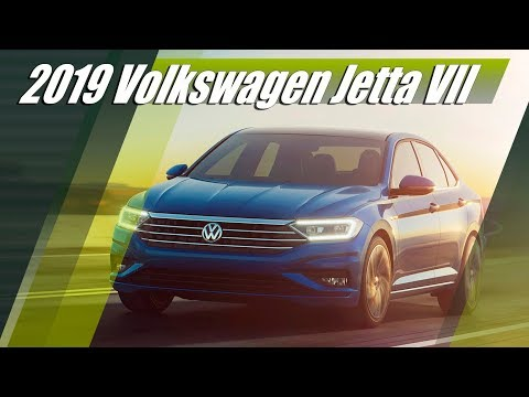 All-New 2019 VW Jetta VII Specs & Features Review