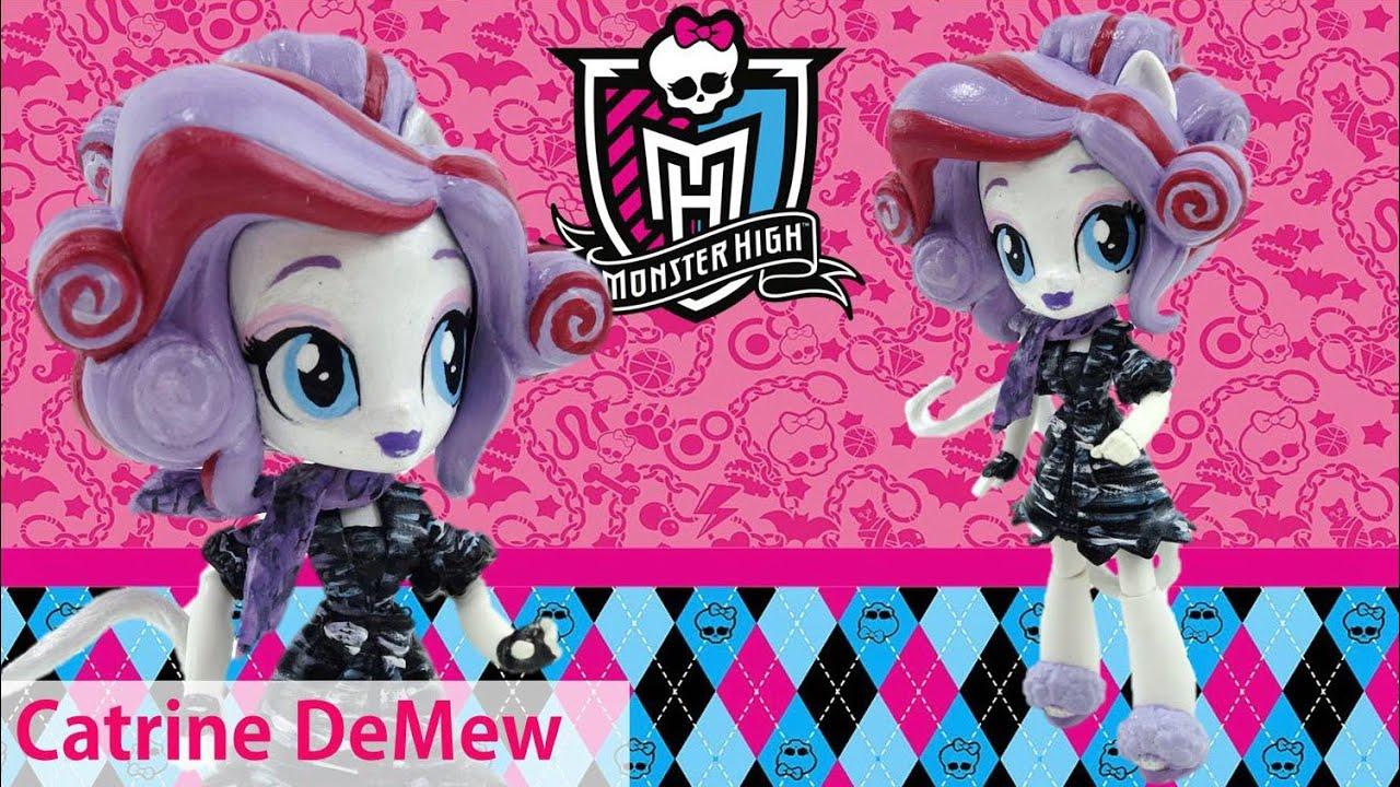 Catrine demew popular catrine demew doll buy cheap catrine demew doll - Catrine Demew New Custom Monster High Doll From Equestria Girl Mini Tutorial Evies Toy House Youtube