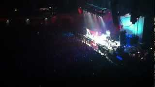 Marilyn Manson Stadthalle Wien 2012 Part4