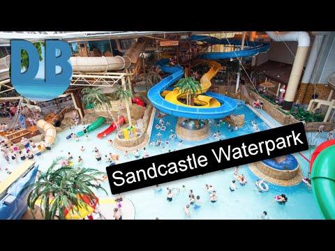 Sand Castle | Water Park | Blackpool
