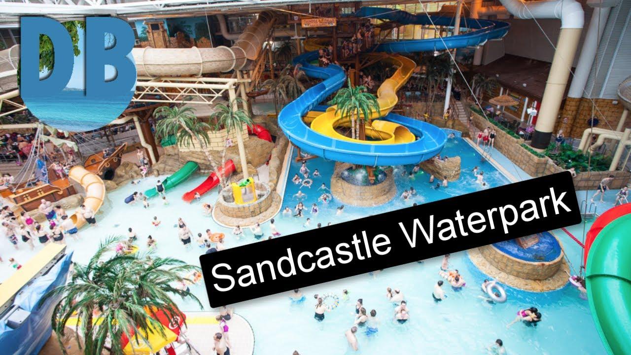 Sandcastle blackpool