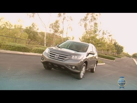 2012 Honda CR-V Video Review- Kelley Blue Book
