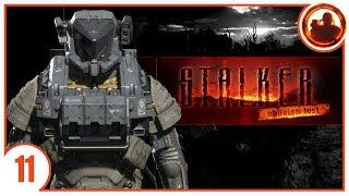 ЭКЗОСКЕЛЕТ НА ХАЛЯВУ. S.T.A.L.K.E.R. Oblivion Lost Remake 11
