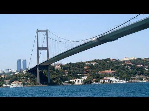 Bosphorus Istanbul Turkey , 보스포러스해협 이스탄불 터키