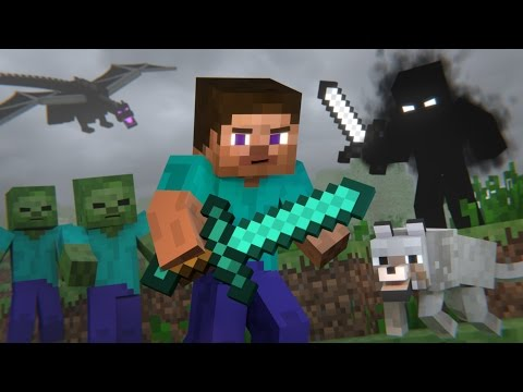 Animation Life (Minecraft Animation)