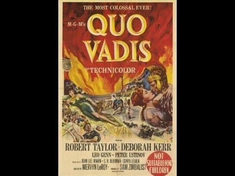 Quo Vadis 1951 Review