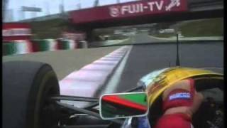 F1 1995 Japan Qualifying Onboard HighLights
