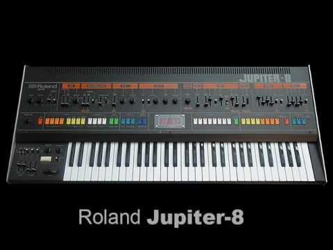 Vintage Synthesizer 1980-1989