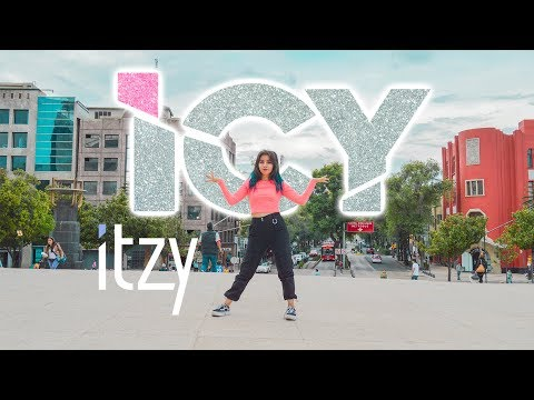 """⌜ kpop in public méxico ⌟ ❄ itzy ; """"icy"""" / dance cover by vee orion"""
