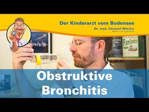 Obstruktive Bronchitis - Der Kinderarzt vom Bodensee