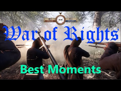 War of Rights - The Civil War Game You Didn't Know You Needed - Part 1  