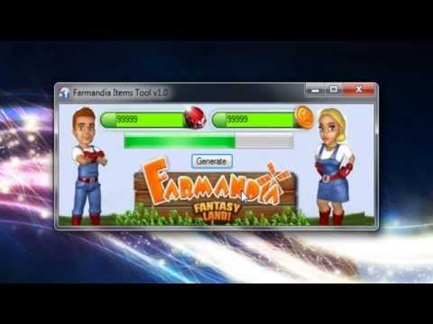 Farmandia Hack | Facebook Game *New* [Feb 2011]