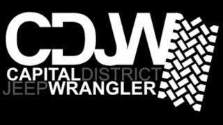 Capital District Jeep Wrangler - 2012/2013 Thank you members! -  CDJW.org