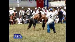 653. Tarihi Kırkpınar, Recep Kara - Orhan Okulu Çeyrek Final