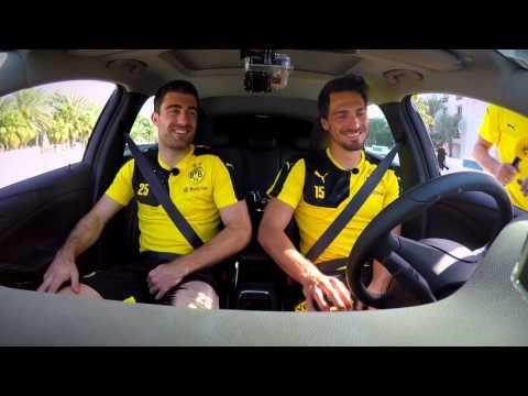 Opel ASTRA Challenge: Mats Hummels vs. Sokratis