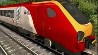 voyager rail simulator