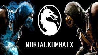 Mortal Kombat XL - Сильные игроки попались.