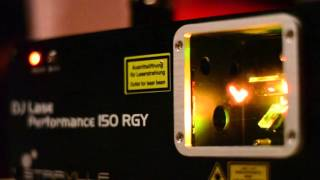 Party laser - Stairville DJ Lase Performance 150 RGY