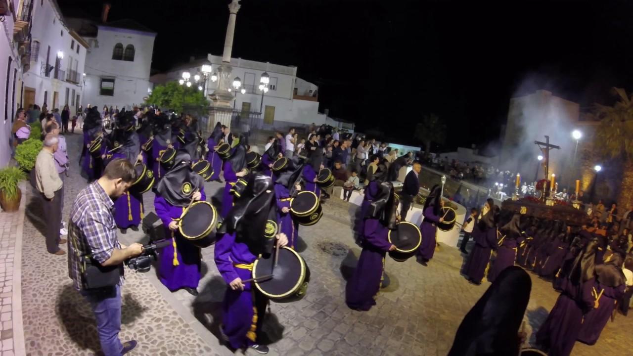 Semana Santa De Castro Del Río Miercoles Santo 2017 Santísimo Cristo De La Buena Muerte Youtube