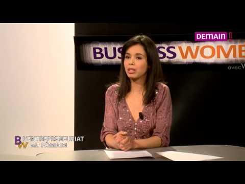 Emission Business Women - Demain TV - 2012