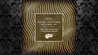 Manic Brothers - Detuned (Original Mix) [SLEAZE RECORDS (UK)]