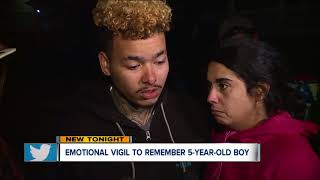 Son begs mother to tell him the truth about how his 5-year-old brother was killed