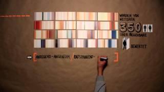 Kinnarps - Infographic Stop Motion Animation