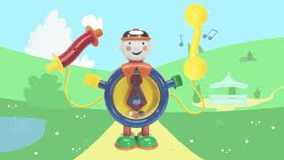Ambi Toys in Motion - One man band