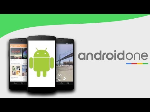 What is Android One in 2018