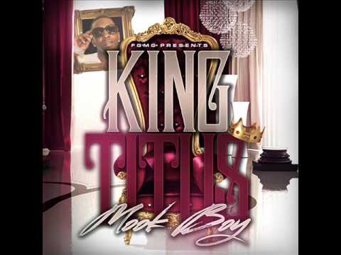 Mook Boy - Helicopter Handwriting - King Titus Slowed