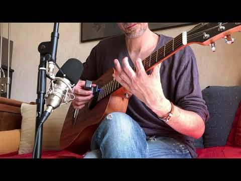 E-bow + avec guitare acoustique - Acoustic guitar with E-bow