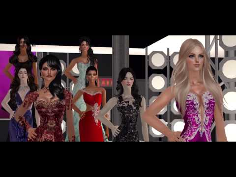 Miss Sim Universe 2014 - Special Awards & Top 5  Announcement