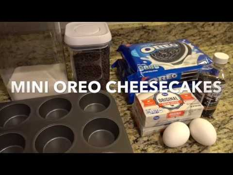how-to-make-mini-oreo-cheesecakes---easy-&-delicious-recipe
