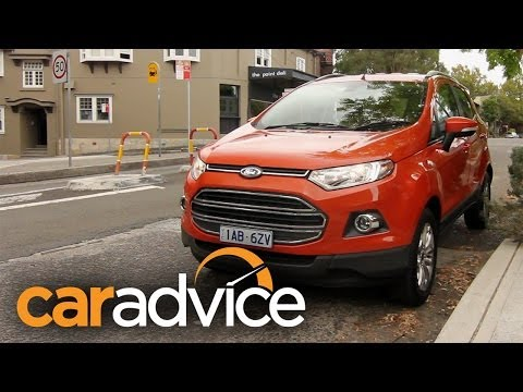 Ford EcoSport EcoBoost Review