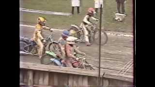 1988 Wybrzeże Gdańsk Unia Leszno bieg 4