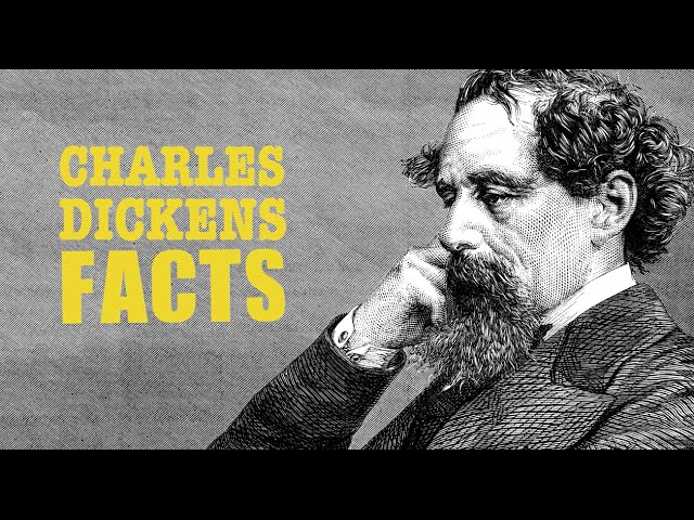 Top 5 Facts about Charles Dickens