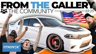This Bagged Charger Has What Under The Hood?!   From The Gallery EP.29   The Community